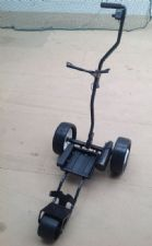 Fraser Foldaway Electric Golf Trolley REFURBISHED